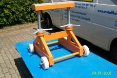 Rollwagen 8-10 t