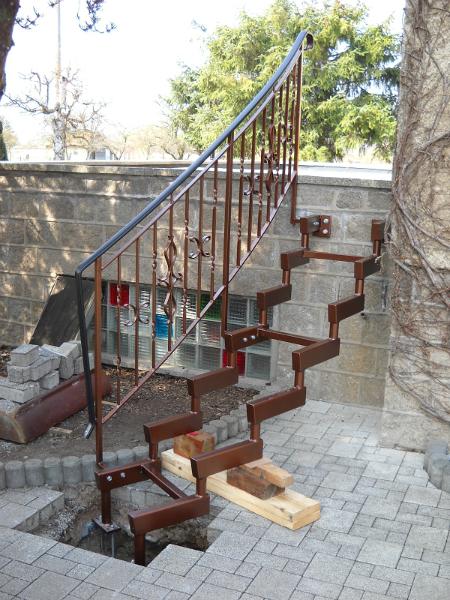 Außentreppe 7