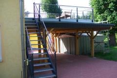 Außentreppe 10