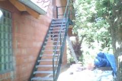 Außentreppe 6