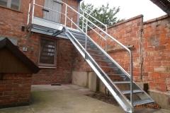 Außentreppe 9