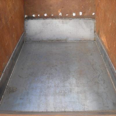 Containerboden neu